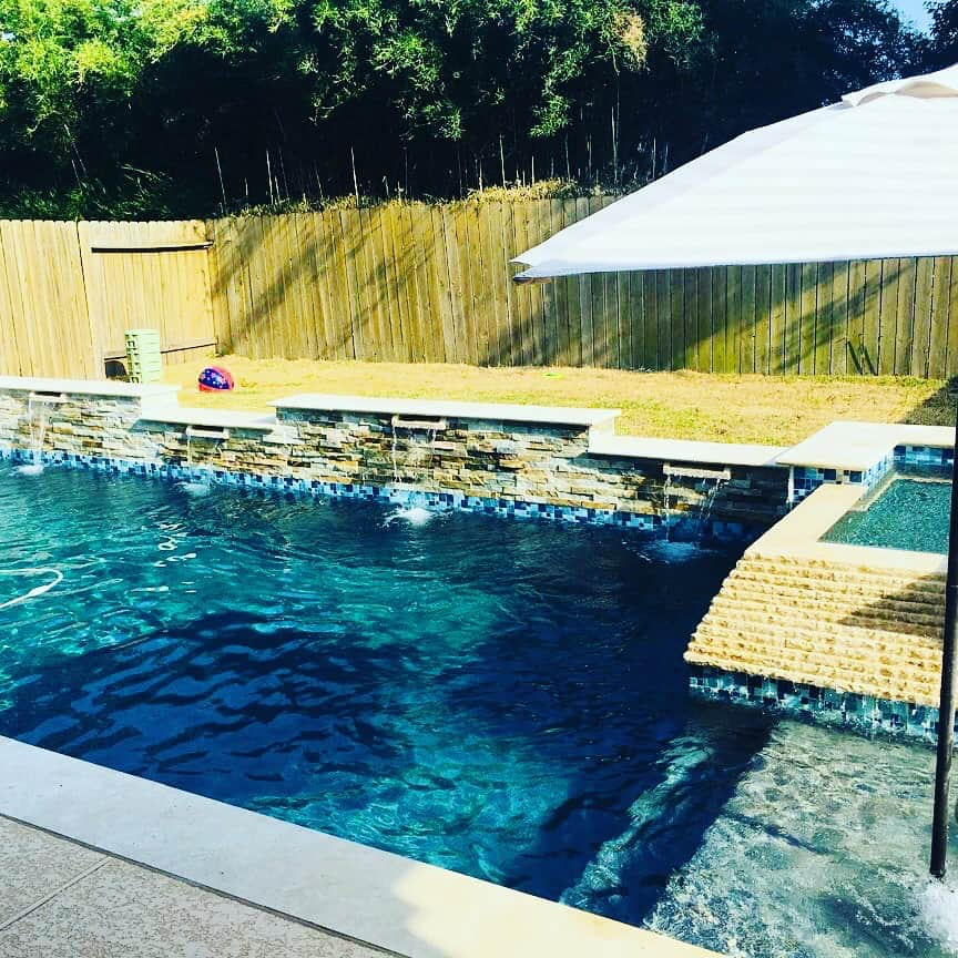 bay coast construction pool 27