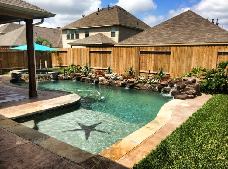 pearland swimming pool installation